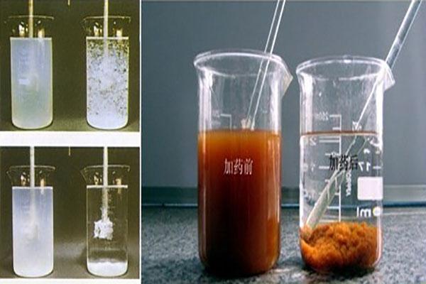聚合氯化铝的剂量控制